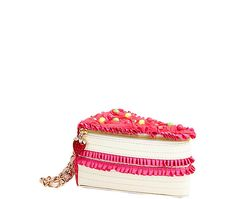 KITCH CAKE WRISTLET: Betsey Johnson