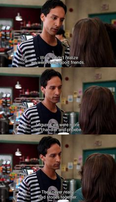 Community! Are we good friends or just good friends with the same friends? BTW, I'm repinning a bunch of Community stuff because it's a great show and deserves a higher viewership.