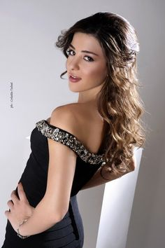 Rahaf abdallah wedding hairstyles