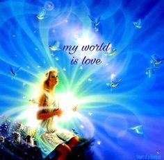 love is my world ...