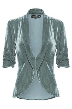 Nancy Mac Lilliana Winter Blue Jacket LUX FIX £ 99.00