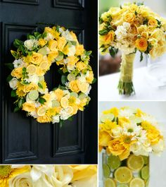 citrus themed party | ... Louis. Citrus theme, perfect for a wedding, Easter, or Mother's Day