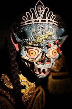 Bolivian mask