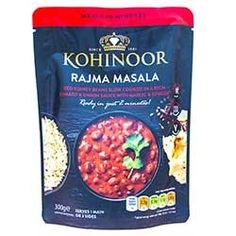 Buy Rajma Masala online from Spices of India - The UK's leading Indian Grocer. Free delivery on Rajma Masala - Kohinoor (conditions apply). Masala Curry, Garam Masala, Onion Sauce, Rice Ingredients, Coriander Powder, Curry Paste, Naan