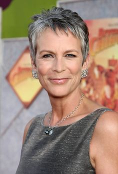 Jamie Lee Curtis...stopped in to Mug Shots in Middletown for a cup of coffee before heading up to Harbin Hot Springs.