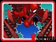 Pinball cu Batman si Spiderman