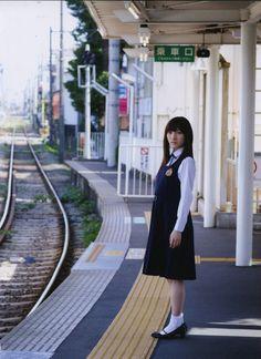 AKB48 Nana Okada My Reverie on BLT Graph Magazine - JIPX(Japan Idol Paradise X)