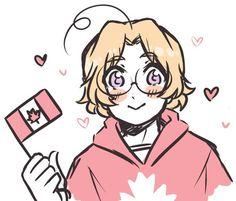 #10YearsOfHetalia Hetalia ~ Canada
