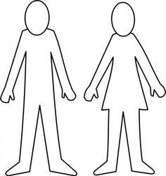 Homme et femme / Man and woman