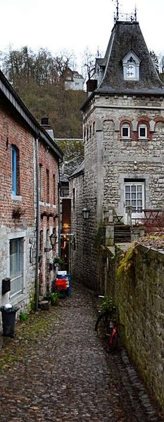 Street in Durbuy | Belgium
