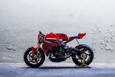 The Ago TT MV Agusta Brutale 800rr by Deus Ex Machina The Deus Emporium of Postmodern Activities in Venice, California is proud to formally introduce the Ago TT. Motorcycle design director Michael Woolaway built this custom... More