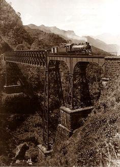 vidaDmaquinista: Ponte São João.