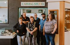 Mj, New Zealand, Carving, Artists, Studio, Wood Carvings, Sculptures, Studios, Printmaking