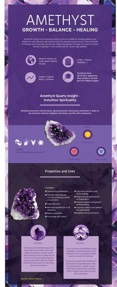 Amethyst Crystal Meaning, Crystal Meanings, Amethyst Quartz, Amethyst Pendant, Amethyst Stone, Amethyst Birthstone, Amethyst Jewelry, Gemstone Jewelry, Amethyst Bracelet