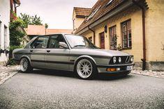 BMW e28 Hartge 535i | Stance Works