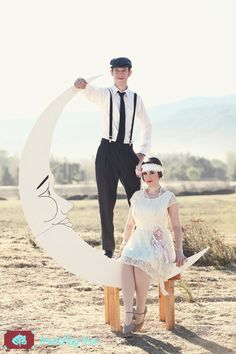 Share your love with this 6 feet high Paper Moon! Shipping only $50!!!  Find our Shop On Etsy: DAPPSY     This is a Vintage-inspired photo prop handpainted to give a delightful aged quality.   GORGEOUS Photographs taken by: Traveling Tree Photography  www.travelingtreephoto.com @travelingtreephoto