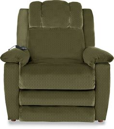 Clayton LUXURY LIFT® Power Recliner 6-Motor Massage & Heat by La-Z-Boy