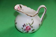 Royal Chelsea Fine Bone China Individual Floral Creamer England #babescollectibles