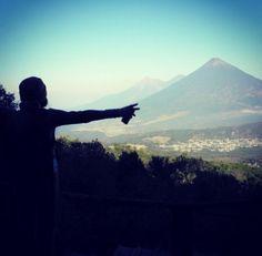 Guatemala #guatemala #centroamerica #belleza #turismo #volcan