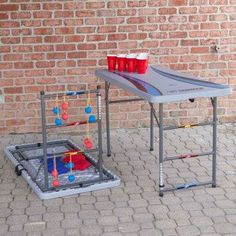 4-in-1 Tailgate Table.