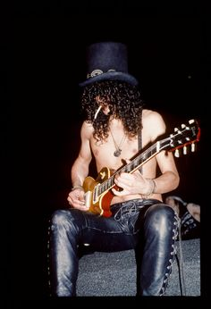 Guns n Roses - Slash (1) - David Plastik - Beatpix