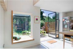 box window