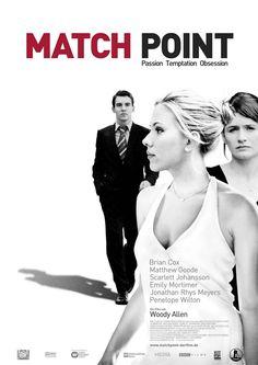 Match Point (2005) Reino Unido Woody Allen