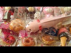 Biggest Squishy Collection Ever : BIGGEST SQUISHY COLLECTION PT. 3 - YouTube Random Squishie videos Pinterest Chang e 3 ...