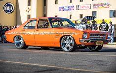 #KRANKY #tuff #blown #holden #hq #aussie #muscle #car #brashernats #burnouts #smokeshow #sydney #wsid #nikon #photography (at Sydney Dragway)