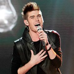 """Colton Dixon. Check out his song """"You Are""""."""