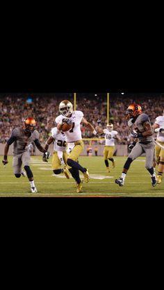 Notre Dame VS Syracuse #WilliamFuller