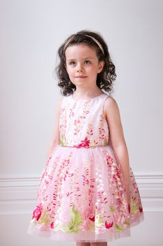 f3273cc6265 Be My Valentine ♥  Florals  DavidCharles  SS17Style Flower Girl Gown