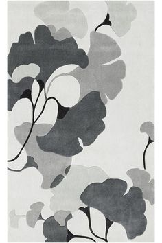 Hanko Area Rug - I wish it came in greens & teal!
