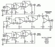 7 best car subwoofer filter circuit images circuit diagramUltrasonic Circuit Page 4 Audio Circuits Nextgr #17