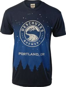 Deschutes Brewery Oregon-Grown T-Shirt - Deschutes Brewery Store Beer Store, Folder Design, Beer Shirts, Shirt Ideas, Brewery, Trendy Outfits, Oregon, Lab, Short Sleeves