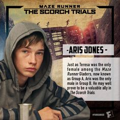 the scorch trials aris