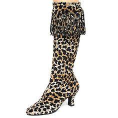 Women's Velvet Upper Modern / Ballroom Dance Shoes With Tassels (More Colors)