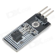 DIY LM35D Analog Temperature Sensor Module for Arduino (Works with Official Arduino Boards). Model LM35D Quantity 1 Color Black Material Copper-clad plate Features Analog temperature sensor module Application Great for DIY project Other Temperature measuring range: 0~100'C, Accuracy: +/- 0.5'C; Working voltage: DC 4~30V Packing List 1 x Analog temperature sensor module. Tags: #Electrical #Tools #Arduino #SCM #Supplies #Sensors