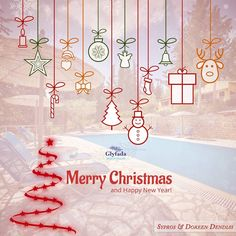 May your be decorated with cheer and filled with love. Have a wonderful Wishing you all of you! Beach Villa, Merry Christmas And Happy New Year, Villas, Cheer, Restaurants, Holiday Decor, Humor, Villa, Restaurant