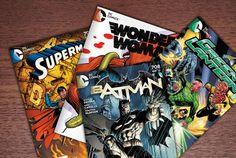 #inspiringbrands _DC Comics
