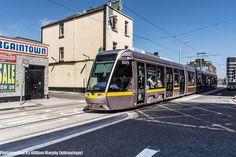 Streets Of Dublin June 2013 - Luas Tram Light Rail, Dublin Ireland, Coaches, Buses, Street Photography, Trains, Transportation, Irish, Around The Worlds