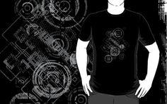 Go Crazy T-Shirt design! Very cool!
