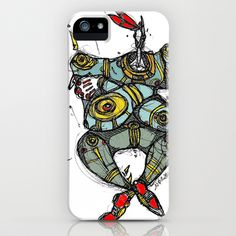 Waiting iPhone & iPod Case by Maccu Maccu - $35.00
