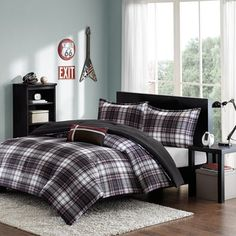 Shop for Mi Zone David 4-piece Comforter Set. Get free delivery at Overstock.com - Your Online Kids'