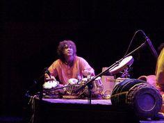 ザキール・フセイン : タブラ奏者