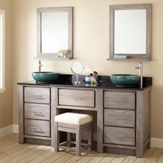 Bathroom Vanity With Makeup Area bathroom makeup vanity: building a makeup station from modular