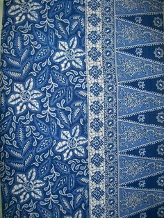 Batik Cirebon from Indonesia