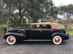 1937 Cadillac Imperial Convertible Sedan/Limo
