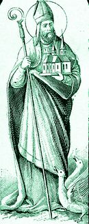 St. Ludger was born in Friesland (the Netherlands) about the year 743. His father, a nobleman of the first rank, at the child's own request, committed him very young to the care of Saint Gregory, Bishop of Utrecht, a disciple of Saint Boniface and his successor in the government of the see of Utrecht. Saint Gregory educated him in his monastery of Utrecht, and gave him the clerical tonsure. #Catholic #saintoftheday #prayforus #StLudger #Lent