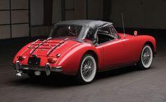 1962 MG 1600 MKII Roadster